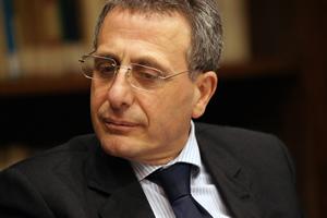 L'assessore Mario Caligiuri