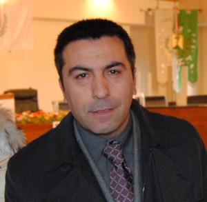 Il sindaco di Zungri  Francesco Galati