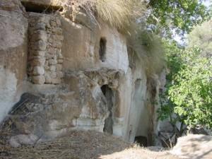 La grotta degli Sbariati di Zungri