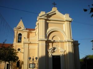La chiesa di Sant'Andrea a Parghelia