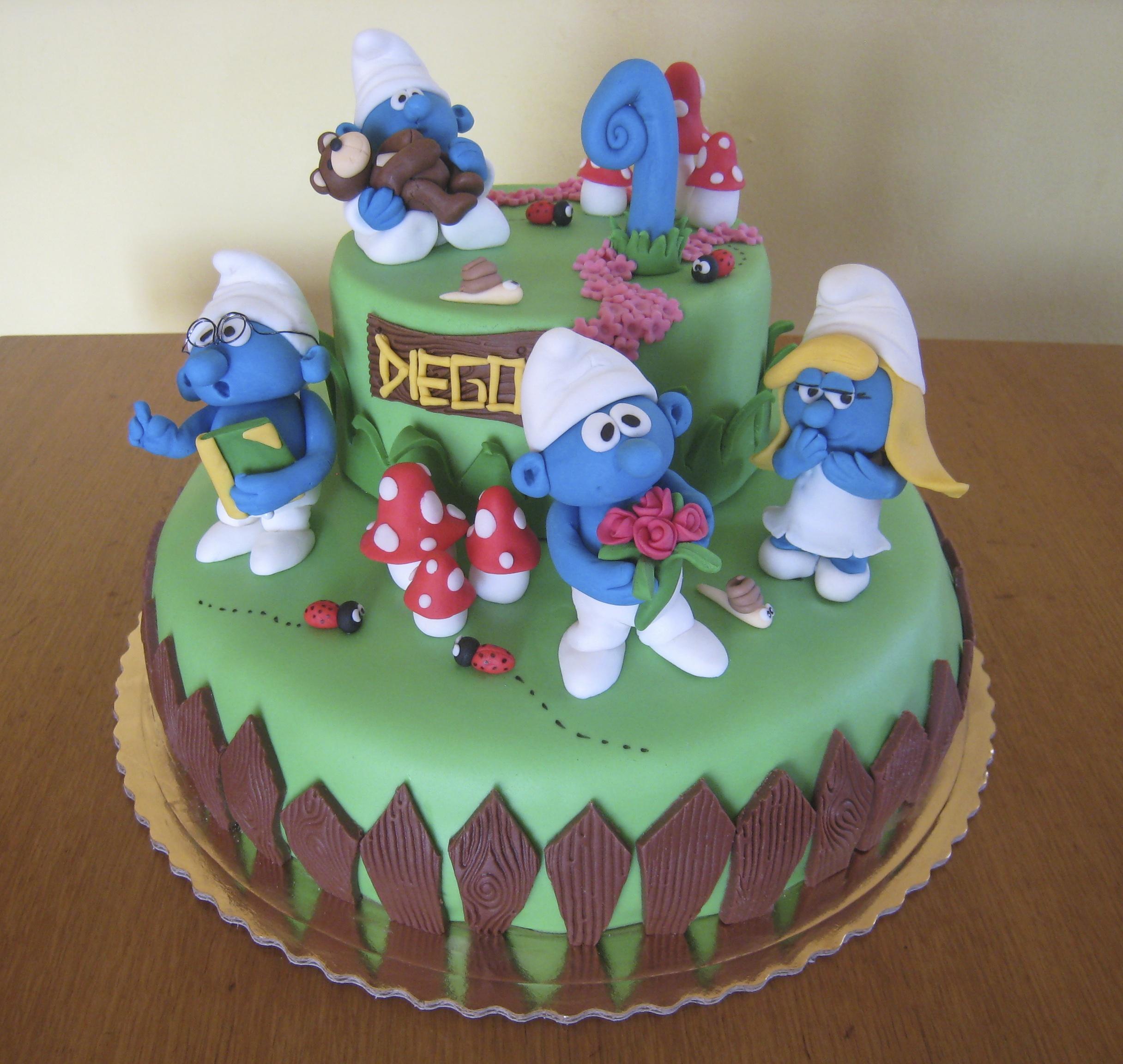 Cake design, aiutiamo una brattiroese a vincere il contest ...