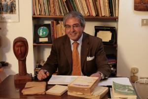 Il prof. Antonio Pugliese