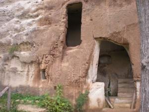 L'insediamento rupestre di Zungri