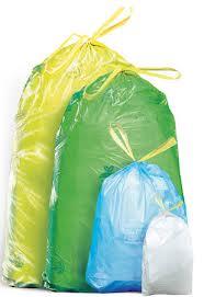 sacchetti differenziata