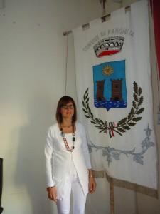 Il sindaco di Parghelia Maria Brosio