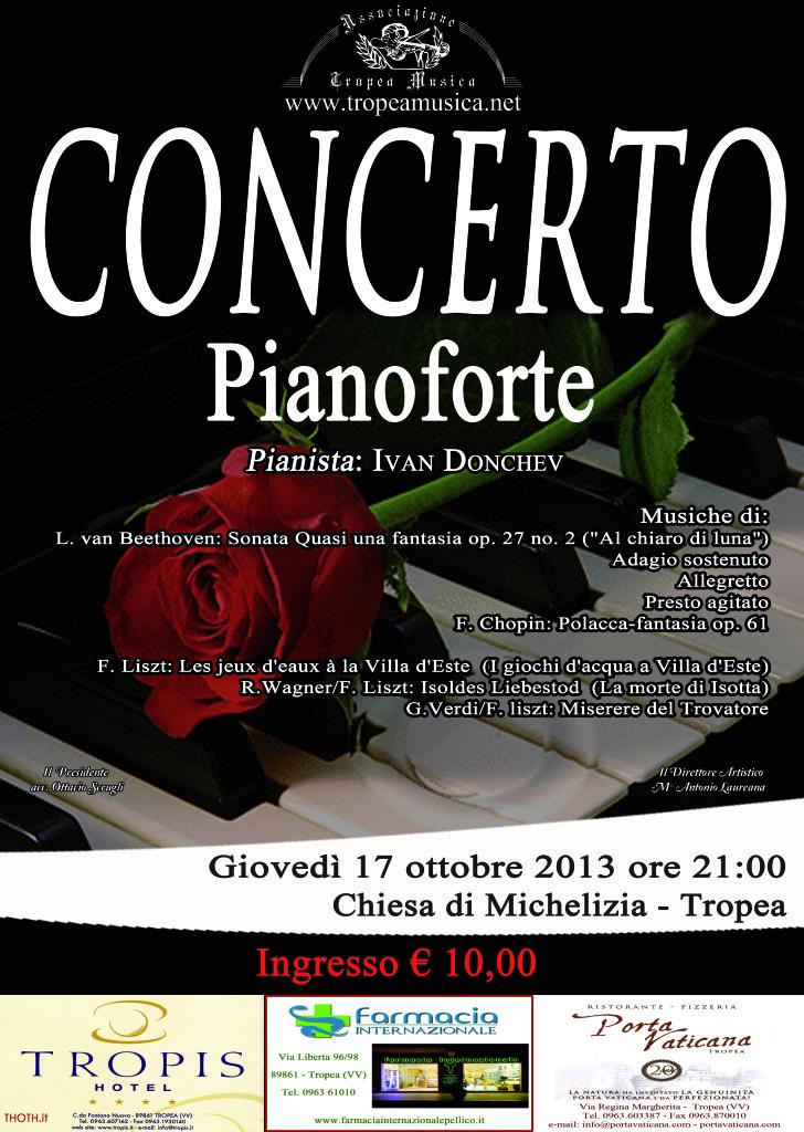 concerto 17 ottobre