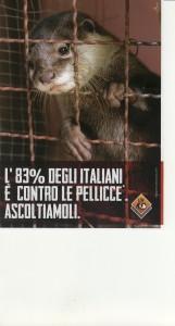 LAV - Volantino campagna contro pellicce (1)