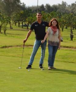 Provetti golfisti