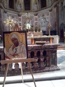 2 Messa in SM Angeli Roma