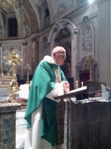 3 Messa in SM Angeli Roma