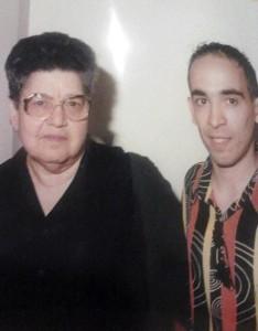 Mugoni e Natuzza Evolo