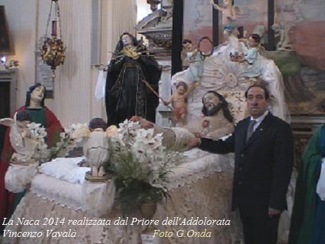 2 - Il priore Vicenzo Vavalà