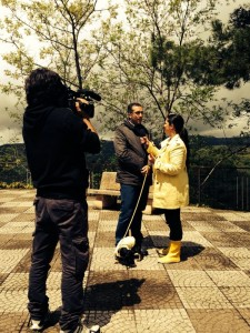 Domenico Amoroso intervistato da Stefania Petyx
