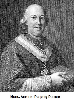 Mons. Antonio Despuig Dameto