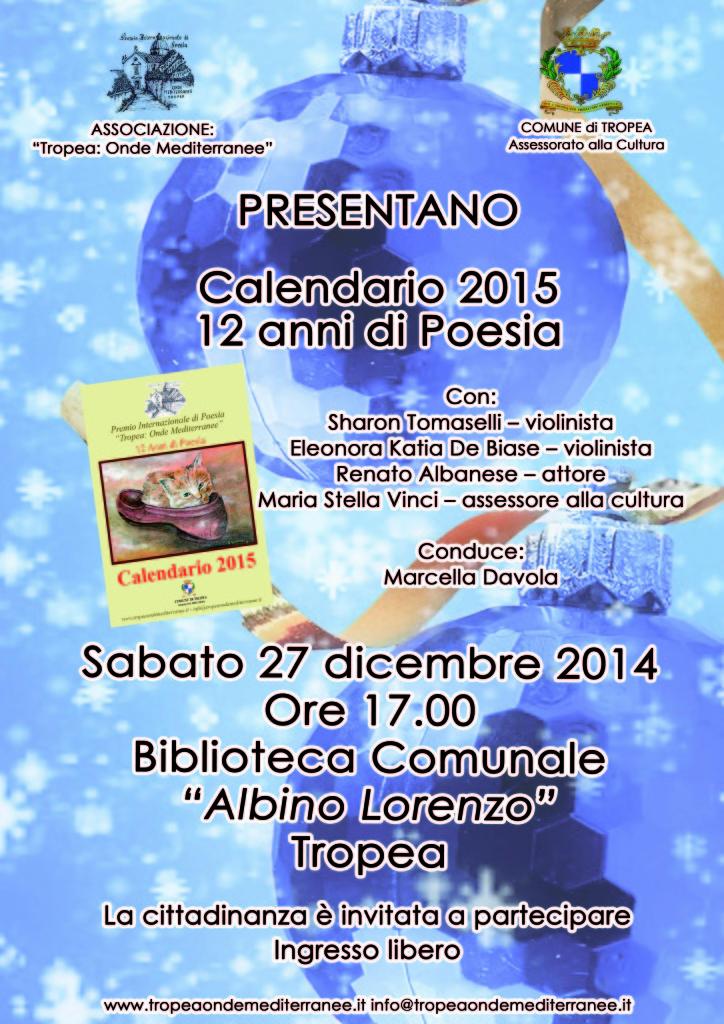 locandina presentaz calendario