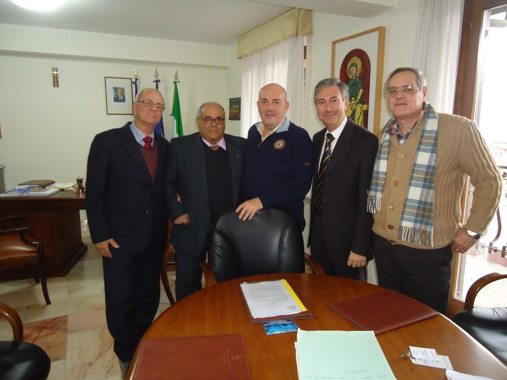 Foto CSV Prefetto