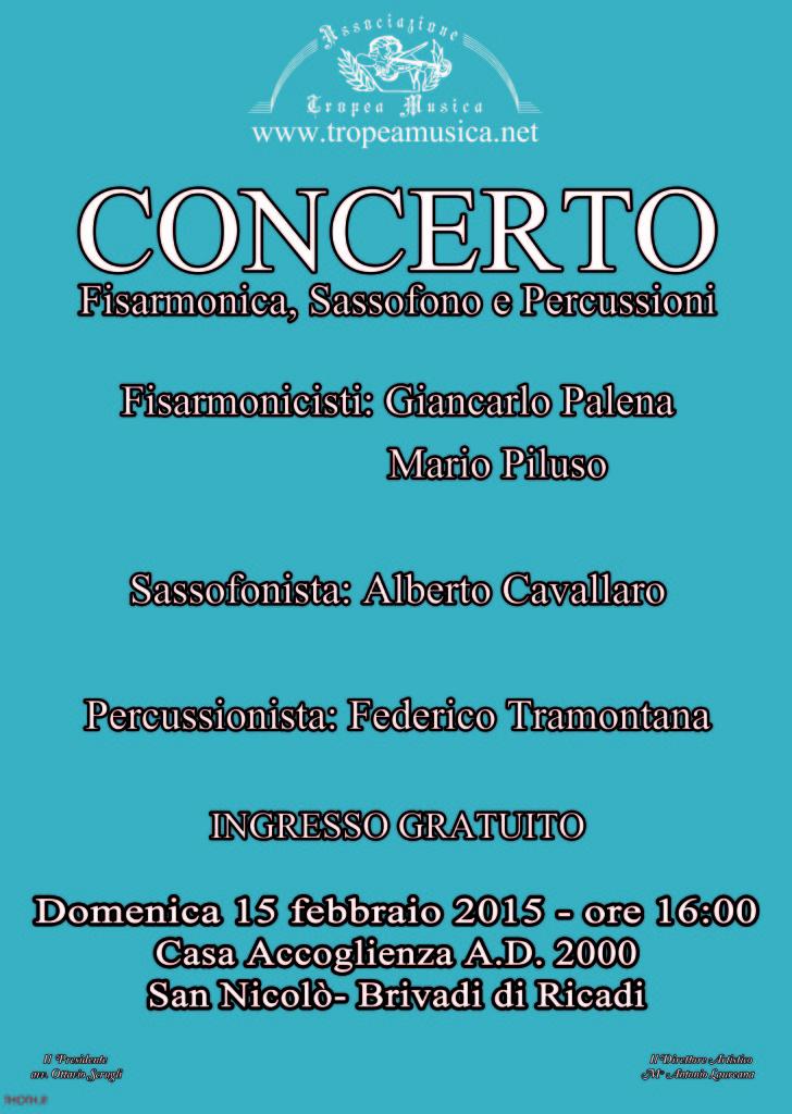 concerto febbraio 15