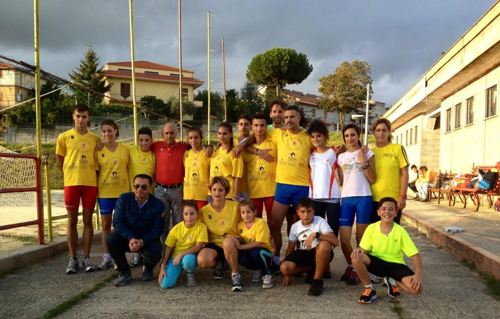 gruppo atletica