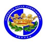 consulta della associazioni Tropea