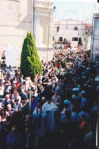 2001 monumento