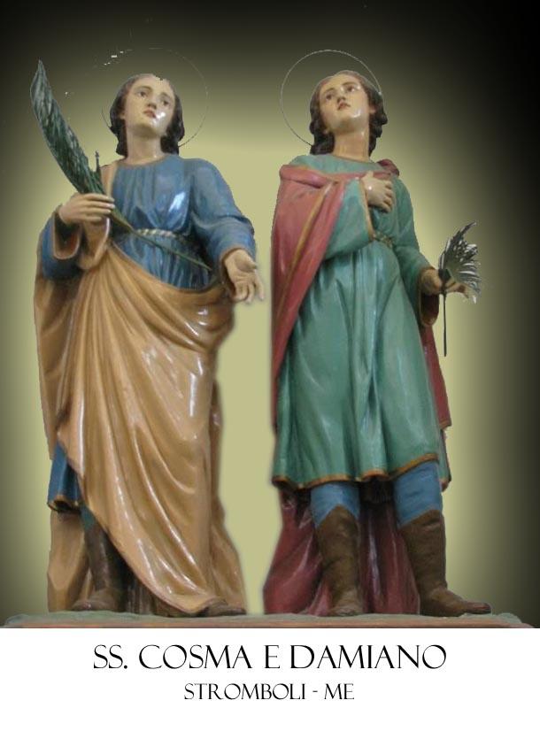 Ss. Cosma e Damiano - Stromboli - ME