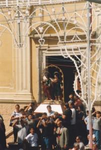 inizio processione 99