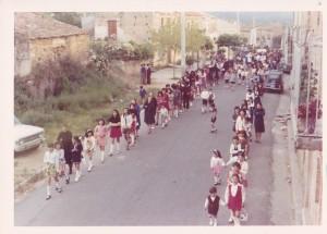processione anni 60