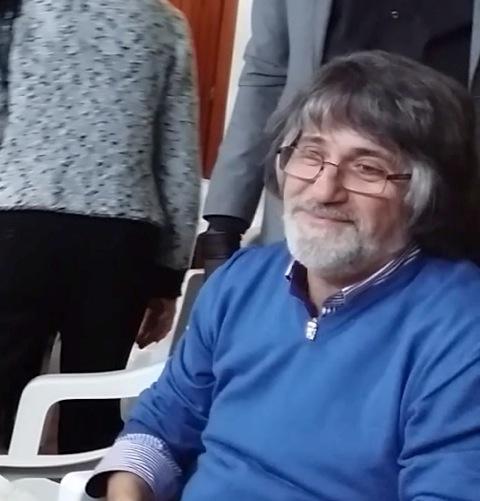 Don Mino De Pascalis parroco di Briatico