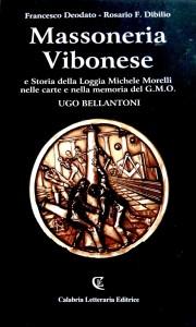 La copertina del volume sulla  Massoneria