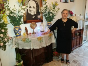 La signora Maria Maccarone