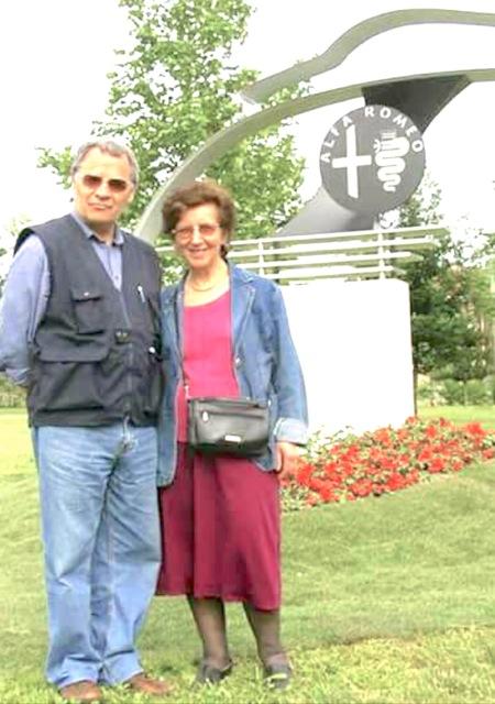 Francesco e Felicia Augurusa