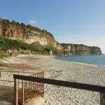 La spiaggia di Formicoli