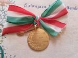 medaglia d'oro dell'ordine delle ostetriche