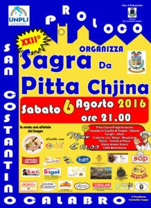 locandina sagra 2016