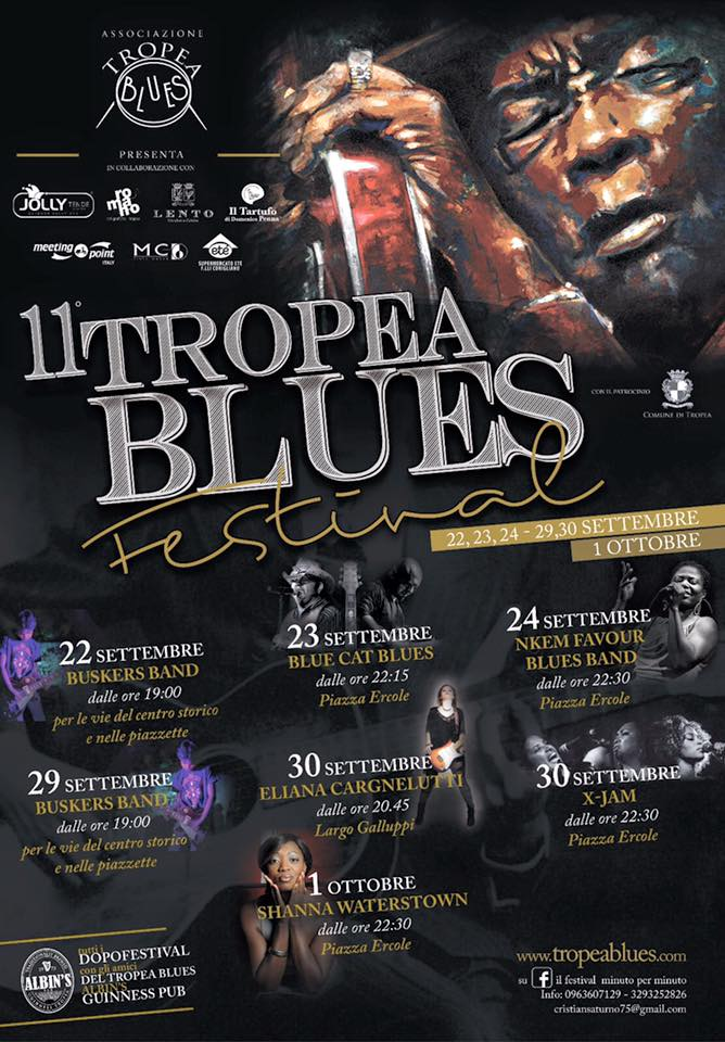 programma tropea blues